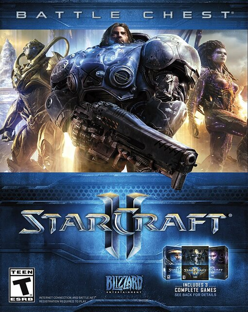 Star Craft II
