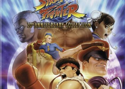 Street Fighter Tm 30th Anniversary Collection