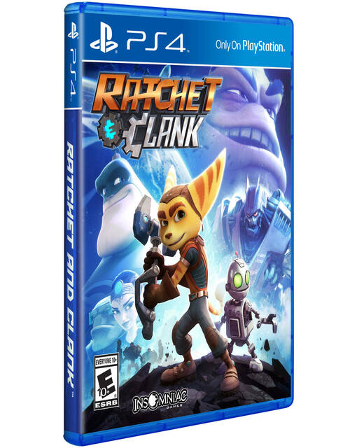 Ratchet & Clank Tm