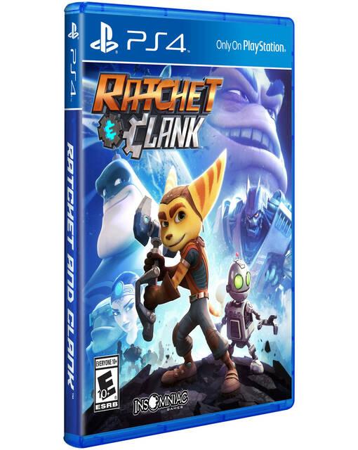 Ratchet & Clank Tm