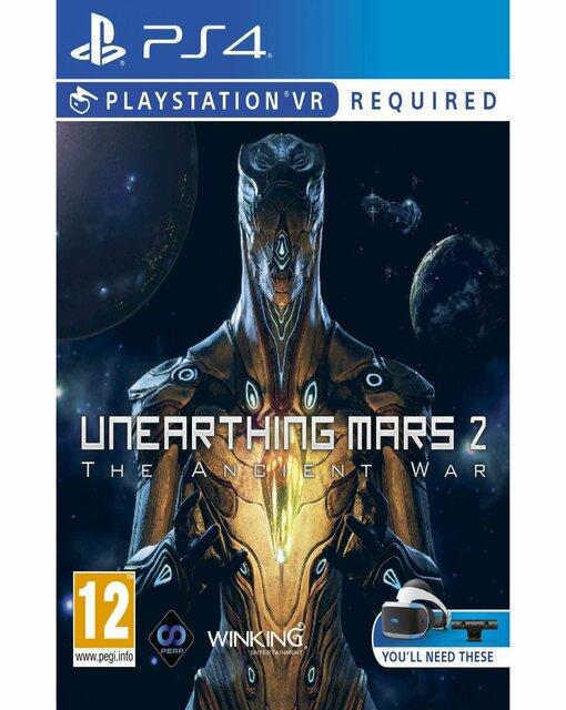 Unearthing Mars